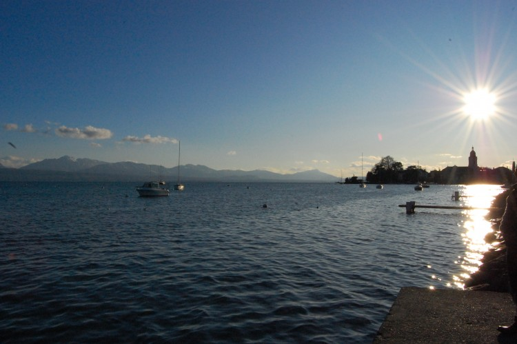Lausanne and Morges