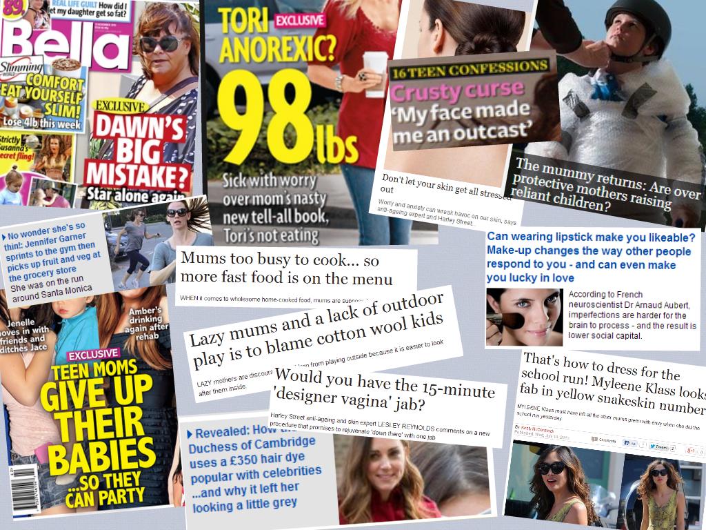 feminist vs mummyblogger
