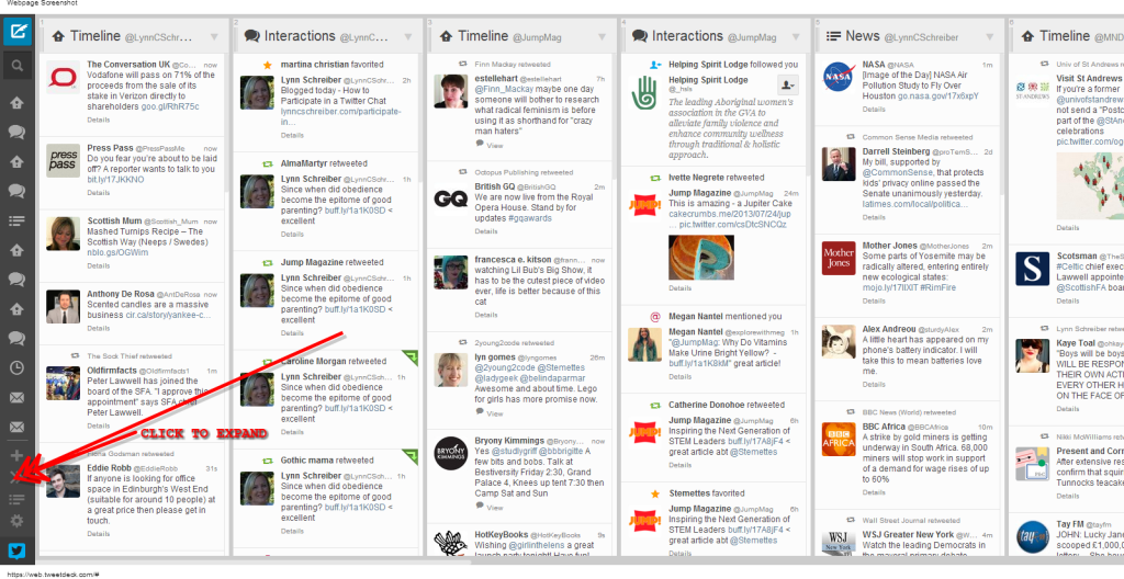 tweetdeck vs hootsuite