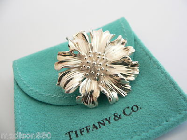 tiffany brooch