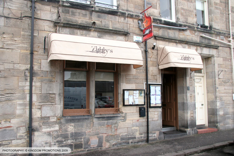 Review of Ziggys Restaurant in St Andrews