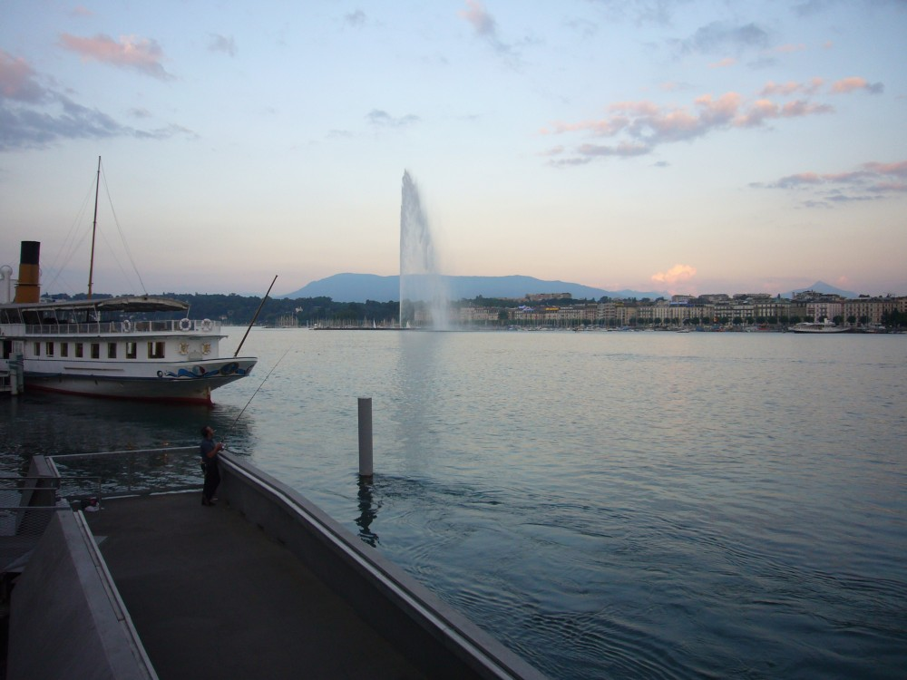 Visiting Geneva With Children – City Walk
