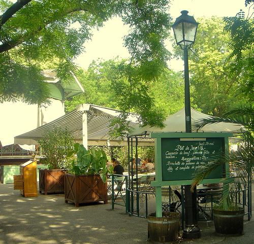 parc de bastions