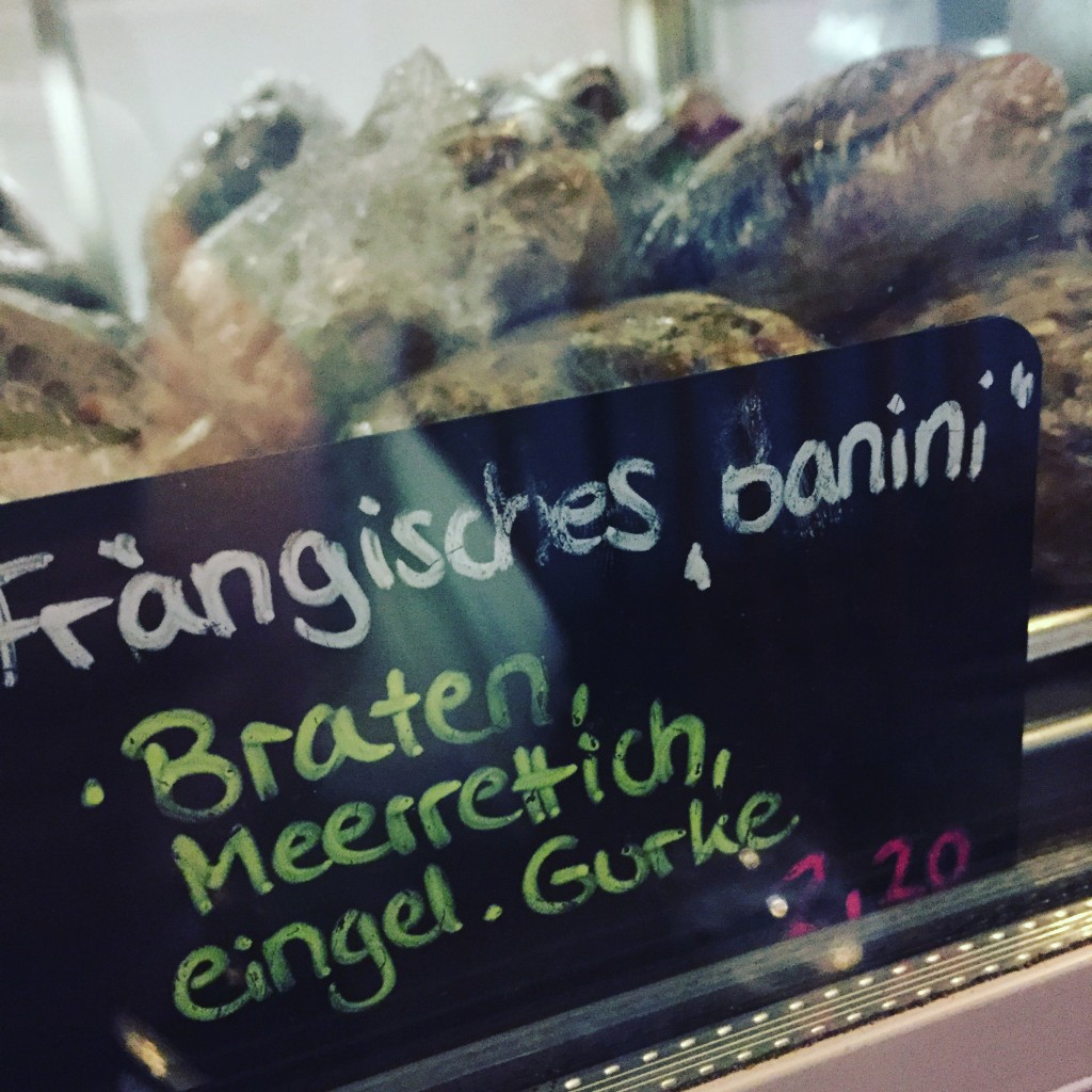 Franconian Panini ... in local dialect