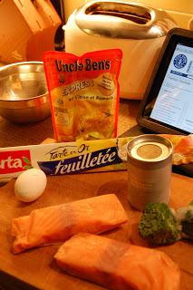 Quick and Easy Salmon Coulibiac – inspired by Hairy Bikers