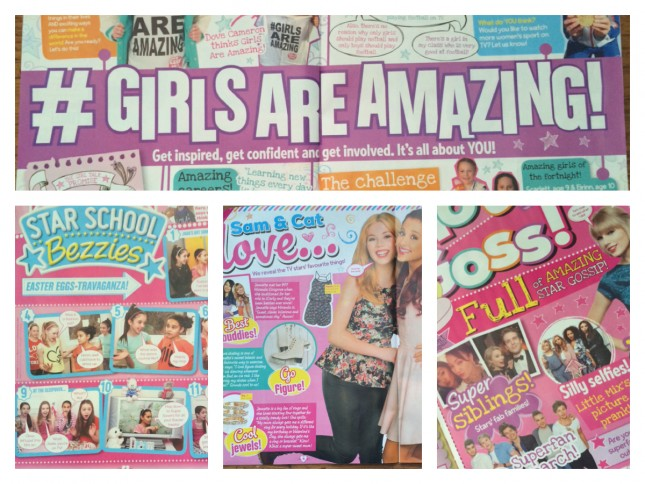 Can a Traditional Girls' Magazine Go Feminist?