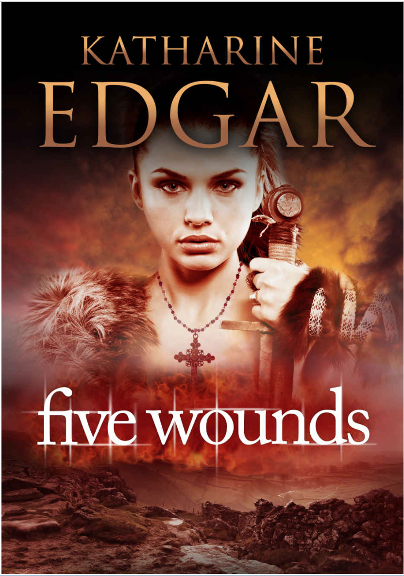 Review – Five Wounds by Katharine Edgar