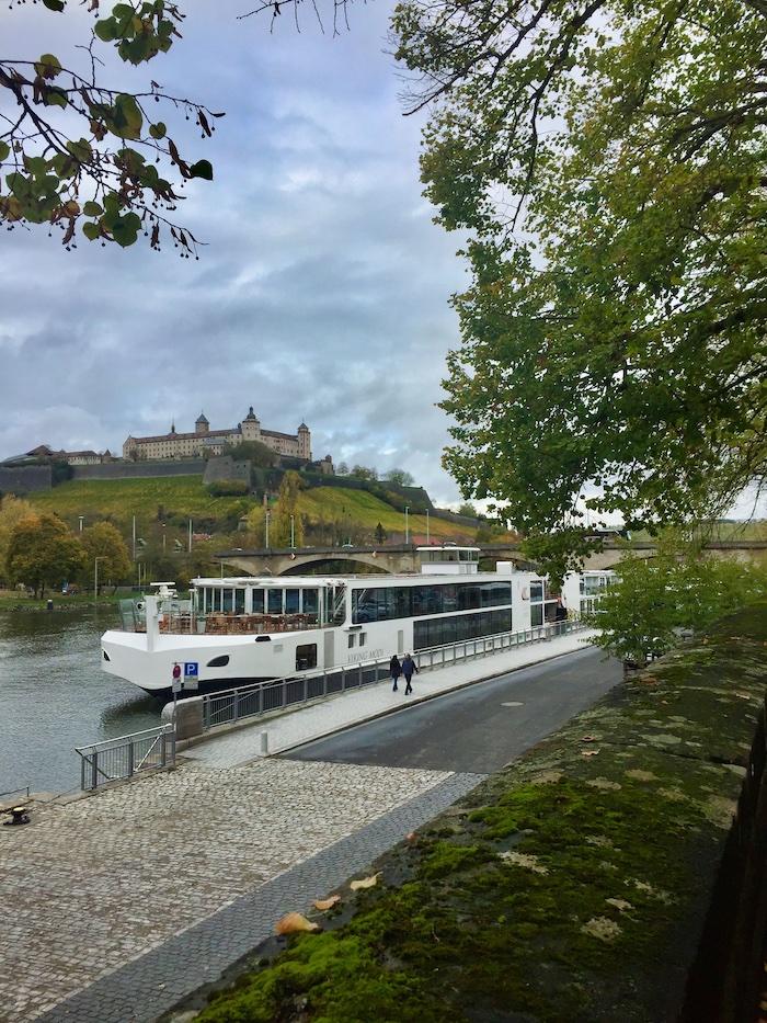 cruise port wurzburg germany