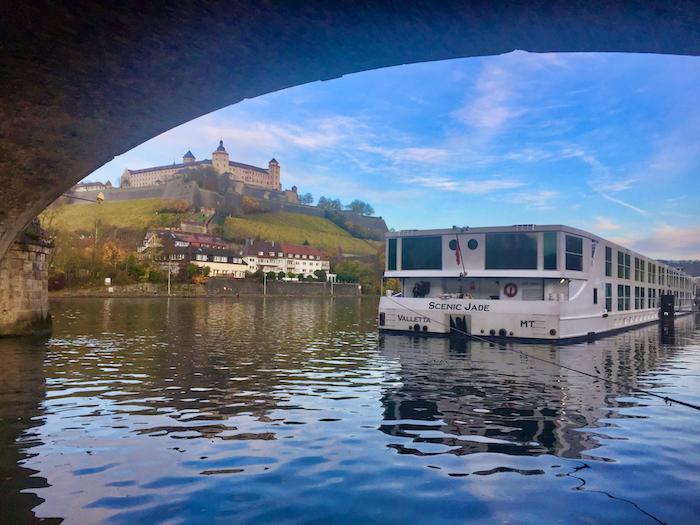 cruise port wurzburg